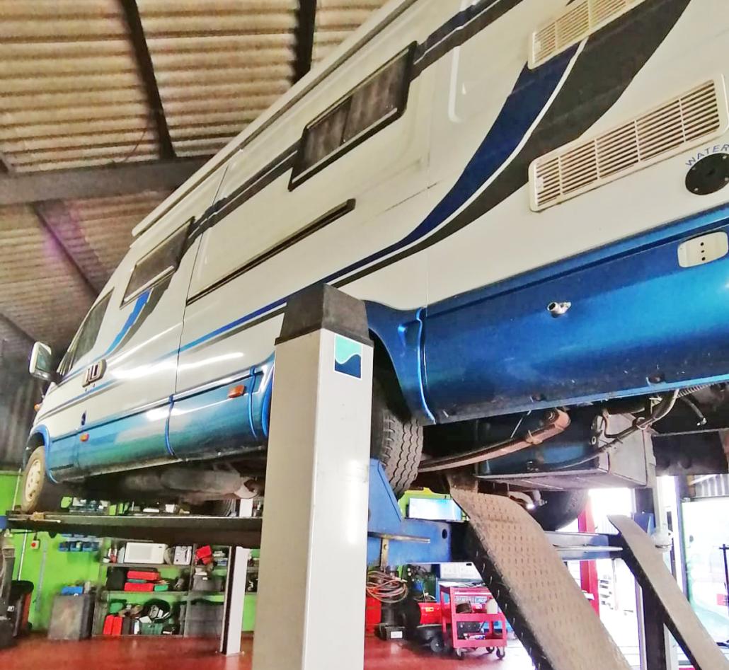 Commercial Vehicle Repairs MOT Servicing Loughborough